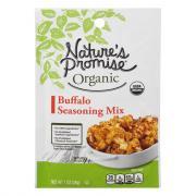 Nature's Promise Organic Buffalo Seasoning Mix