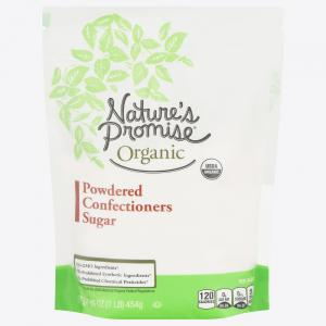 Natures Promise Organic Powdered Confectioners Sugar