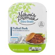 Nature's Promise Pulled Pork with BBQ Sauce