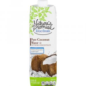 Nature's Promise Pure Coconut Water