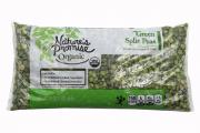 Nature's Promise Organic Split Green Peas Dried