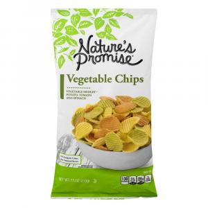 Nature's Promise Vegetable Chips