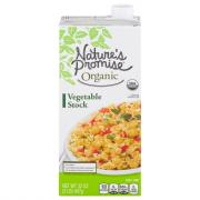 Nature's Promise Organic Vegetable Stock