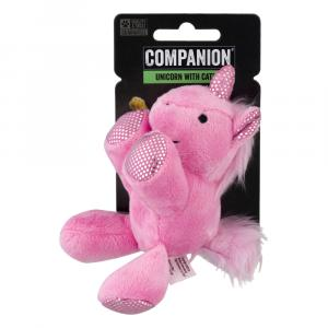 Companion Unicorn with Catnip Toy for Cats