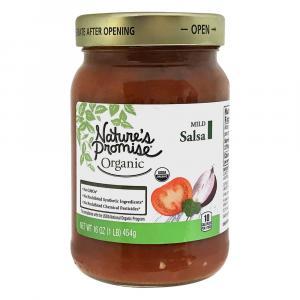 Nature's Promise Organic Mild Salsa