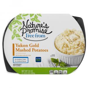 Nature's Promise Yukon Gold Mashed Potatoes