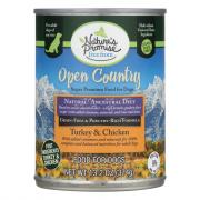 Nature's Promise Open Country Turkey & Chicken Dog Food