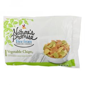 Nature's Promise Free From Vegetable Chips