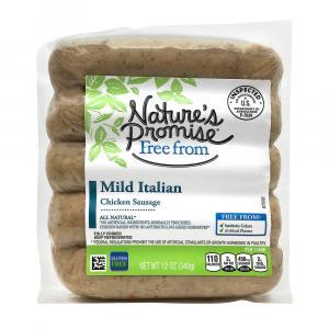 Nature's Promise Italian Chicken Sausage