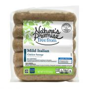 Nature's Promise Italian Chicken Sausage