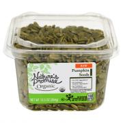 Nature's Promise Raw Organic Pumpkin Seeds