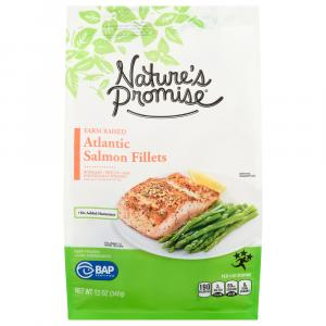 Nature's Promise Atlantic Salmon Fillets