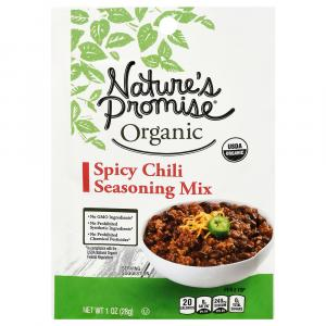 Nature's Promise Organic Spicy Chili Seasoning Mix