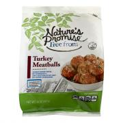 Nature's Promise Turkey Meatballs