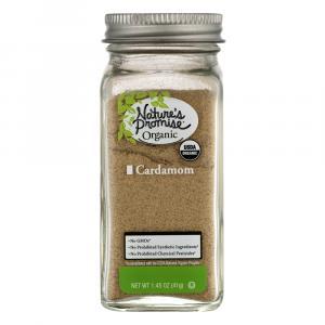 Nature's Promise Organic Cardamom