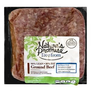 Nature's Promise 90% Lean Ground Beef