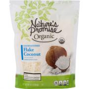 Nature's Promise Organic Unsweetened Coconut Flakes