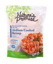 Nature's Promise 41/50 Tail On Cook Peeled n Deveined Shrimp
