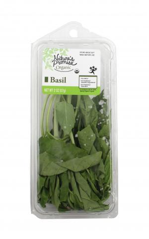 Nature's Promise Organic Basil