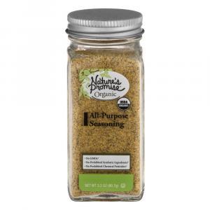 Nature's Promise Organic All Purpose Seasoning