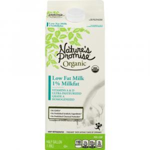 Nature's Promise Organic 1% Milk
