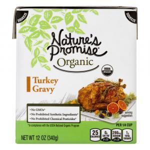 Nature's Promise Organic Turkey Gravy
