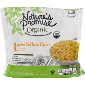 Nature's Promise Organic Sweet Yellow Corn