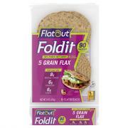 Flatout 5-Grain Flax Seed Flatbread