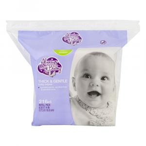 Always My Baby Scented Thick & Gentle Baby Wipes