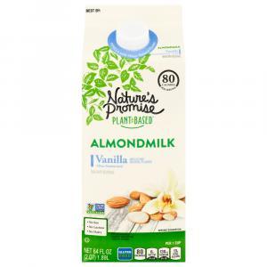 Nature's Promise Vanilla Almondmilk