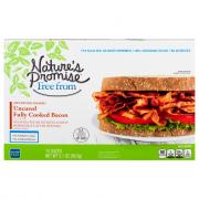 Nature's Promise Fully Cooked Bacon