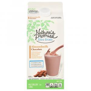 Nature's Promise Chocolate Almond Milk