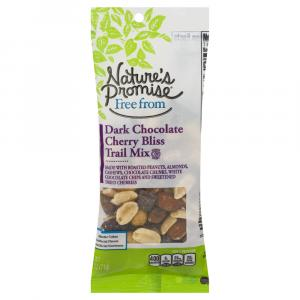 Nature's Promise Dark Chocolate Cherry Bliss Trail Mix