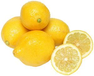 Nature's Promise Organic Lemons