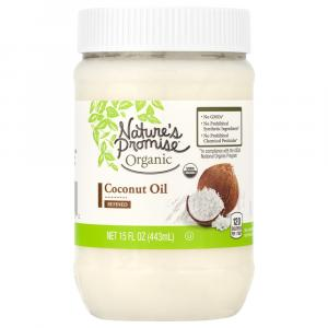 Nature's Promise Organic Refined Coconut Oil