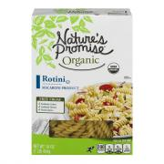 Nature's Promise Organic Rotini Pasta