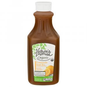 Nature's Promise Organic Lemonade Iced Tea