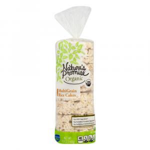 Nature's Promise Organic MultiGrain Rice Cakes
