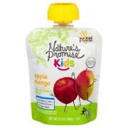 Nature's Promise Kids Apple Mango Squeezable Fruit