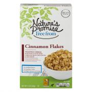 Nature's Promise Cinnamon Flakes Toasted Cereal