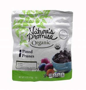 Nature's Promise Organic Pitted Prunes