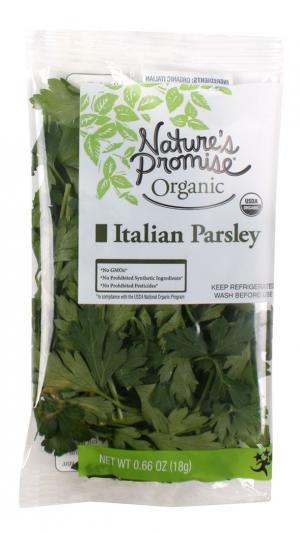 Nature's Promise Organic Italian Parsley
