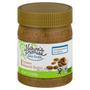 Nature's Promise Creamy Almond Butter