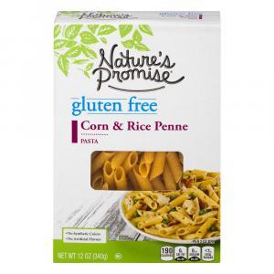 Nature's Promise Gluten Free Corn & Rice Penne Pasta