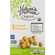 Nature's Promise Organic Original Hummus