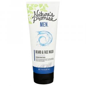 Nature's Promise Men Facial Beard Wash Unscented