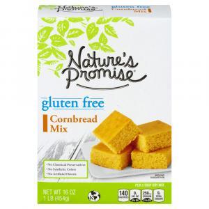 Nature's Promise Gluten Free Cornbread Mix