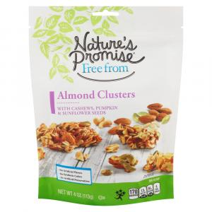 Nature's Promise Almond Clusters