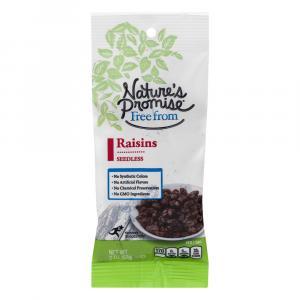 Nature's Promise Seedless Raisins