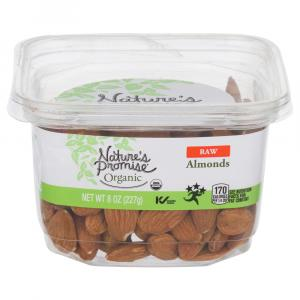 Nature's Promise Organic Raw Almonds